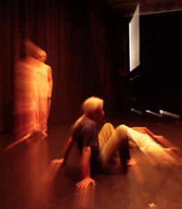 Non performance dancers